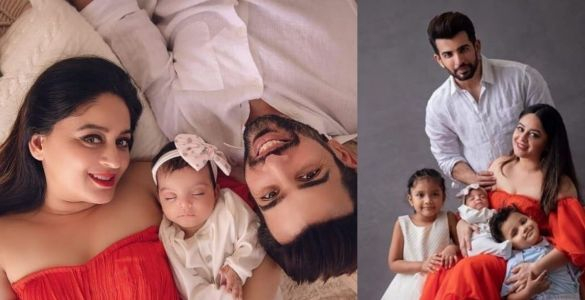 Jay Bhanushali's Daughter Tara's Priceless Reaction As She Watches Her Daddy Hosting a Show 16