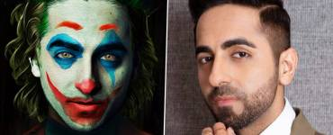 Ayushmann Khurrana's Tranformation Into Joker Leaves Fans Wondering If He Has Plans Of Any Such Role 6