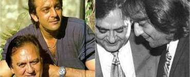Sunil Dutt's 91st Birth Anniversary: Sanjay Dutt Shares Childhood Picture With Dad 9