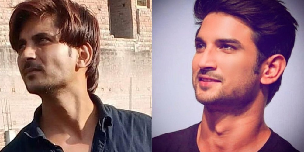 Sushant Singh Rajput's doppleganger Sachin Tiwari to play an Outsider in the film 'Suicide or Murder' 1