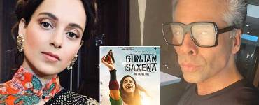Kangana Ranaut takes a fresh dig at Karan Johar and the movie Gunjan Saxena: The Kargil Girl 9