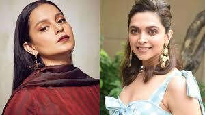 Kangana Ranaut takes jibe at Deepika Padukone over alleged drug link 1