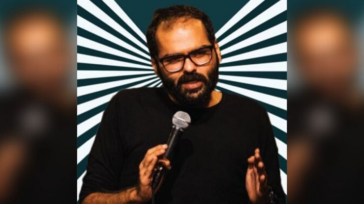 Kangana Ranaut takes a dig at comedian Kunal Kamra; says 'these fools are desperate to credit my struggles' 1