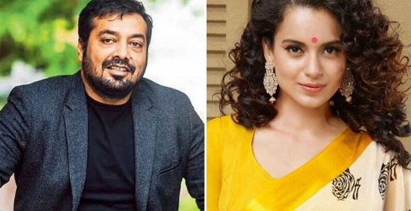 Anurag Kashyap slams Kangana Ranaut's claims that she was forced to take drugs; says, 'I've seen her do things when she was low on confidence' 7