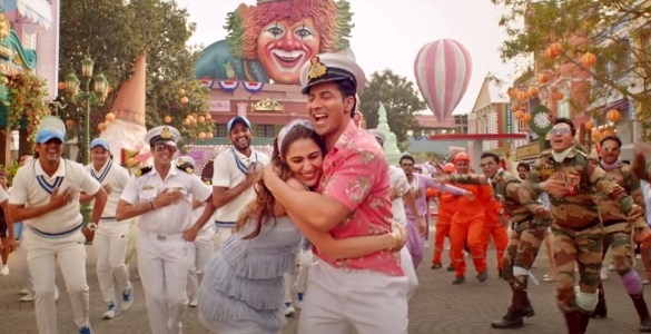 Coolie No. 1 song 'Mirchi Lagi Toh' defames the Indian Armed Forces; leaves netizens furious 26