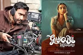 Ajay Devgan to start shooting for Sanjay Leela Bhansali's 'Gangubai Kathiawadi' from tomorrow! 12
