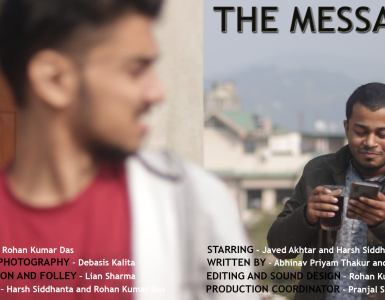 """নতুন টুইষ্টৰ সৈতে নৱপ্ৰজন্মৰ চুটি ছবি """"The Message""""- 6"""