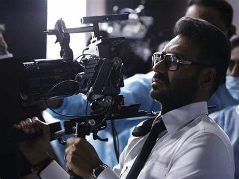 Ajay Devgan wraps up shooting for Sanjay Leela Bhansali's 'Gangubai Kathiawadi' 1