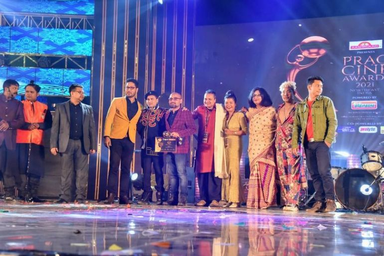 """ছবি সমাৰোহত প্ৰশংসিত প্ৰকাশ ডেকাৰ """"জোনাকী পৰুৱা""""; এইবাৰ Indian Film Festival of Los angeles লৈঃ 3"""