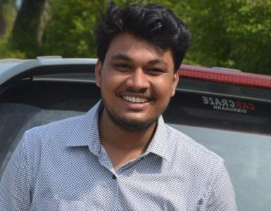 """""""মোৰ নিজাকৈ কেইবাটাও নতুন প্ৰজেক্টৰ কাম চলি আছে""""- তাজ আখতাৰ 3"""