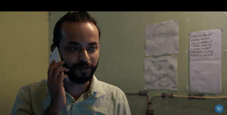 """সপোন আৰু বাস্তৱ; অতনু মহন্তৰ অভিনয়েৰে """"Desolation"""" 2"""