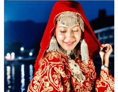 কাশ্মিৰী কন্যা হৈ প্ৰিয়ম পল্লৱীৰ চচিয়েল মিডিয়াত খলকনিঃ 5