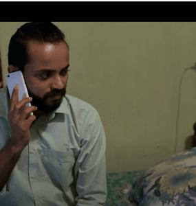 """সপোন আৰু বাস্তৱ; অতনু মহন্তৰ অভিনয়েৰে """"Desolation"""" 11"""