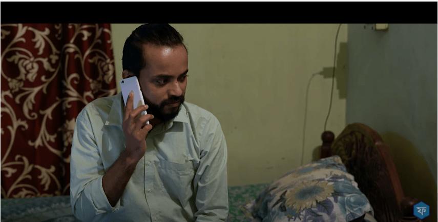 """সপোন আৰু বাস্তৱ; অতনু মহন্তৰ অভিনয়েৰে """"Desolation"""" 4"""