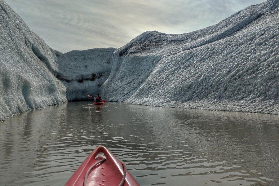 Ring Road Day 2: Glacier Lagoon Kayaking