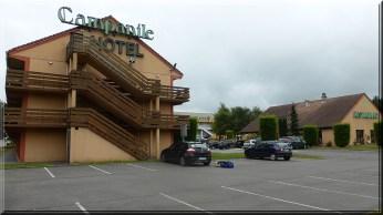 Hôtel Campanil à Roncq