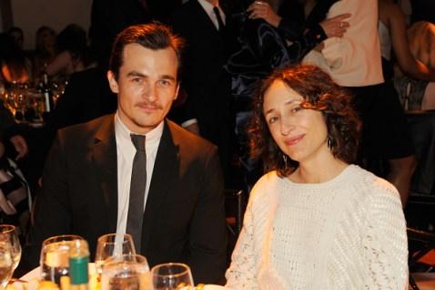 Rupert and director of Vogue Runway Nicole Phelps