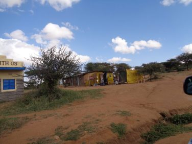 Wandering through Laikipia