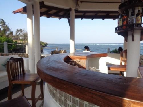 Sunken bar by the beachl picture copyright Rupi Mangat