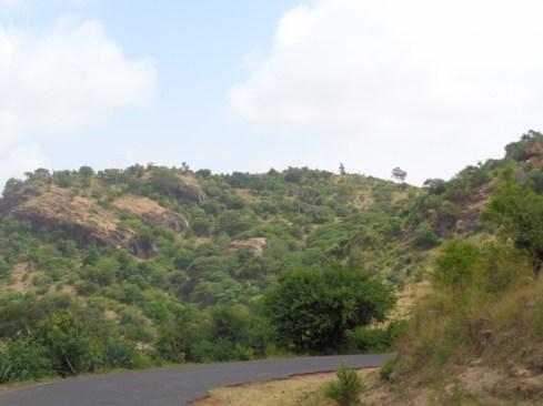 Road to Mutito Hills in Kitui -copyright Rupi Mangat