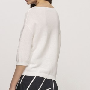 Baumwoll-Pullover von Luisa Cerano