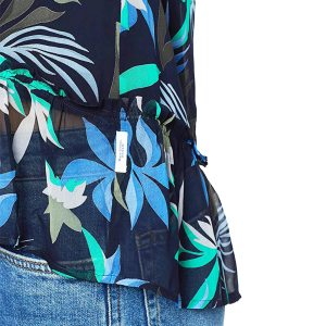 Bluse aus Viskose von Marc O'Polo bei RUPP Moden