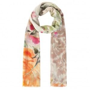 Flower-Schal aus Baumwolle und Modal von Codello bei RUPP Moden