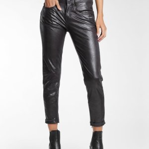 Amelie Relaxed Fit Leather Hose von Gang bei Rupp Moden