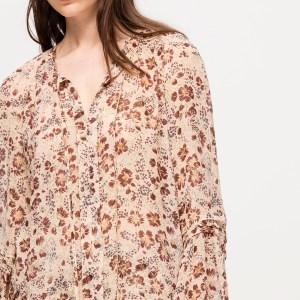 Semitransparente Tunika-Bluse von Luisa Cerano erhältlich bei RUPP