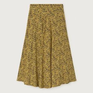 Multiflower Lavanda Skirt von Thinking Mu bei RUPP Moden