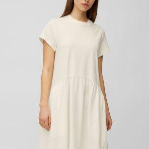 Jersey-Kleid aus Organic Cotton von Marc O'Polo bei RUPP Moden