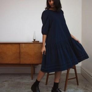 Das Cord Kleid von Beaumont Organics bei RUPP Moden