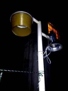 Falta de luminarias en calles de Cancún