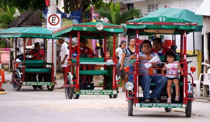 Mototaxis Leona Vicario