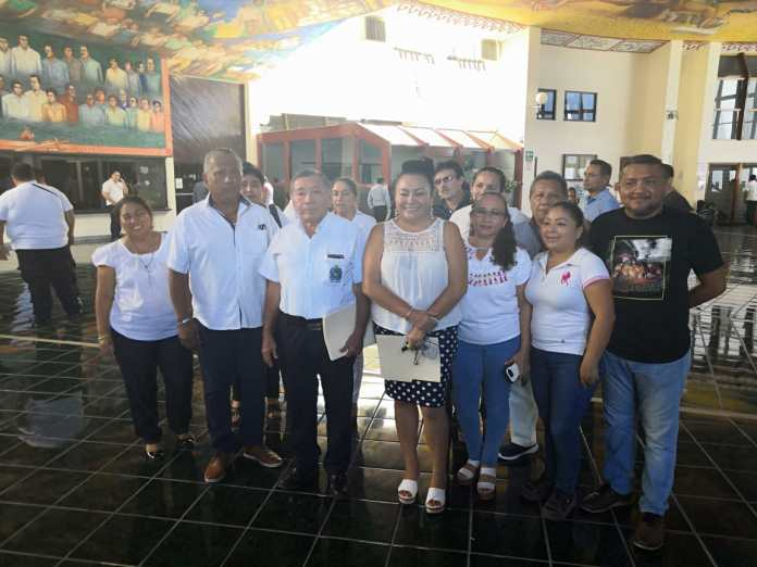 maestros de la escuela secundaria Valentín Gómez Farías