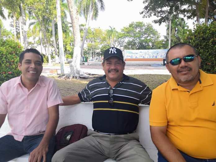 Alcaldes de Javier Rojo Gómez, Calderitas y Mahahual