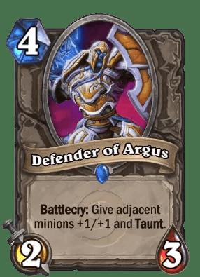 Defender of Argus