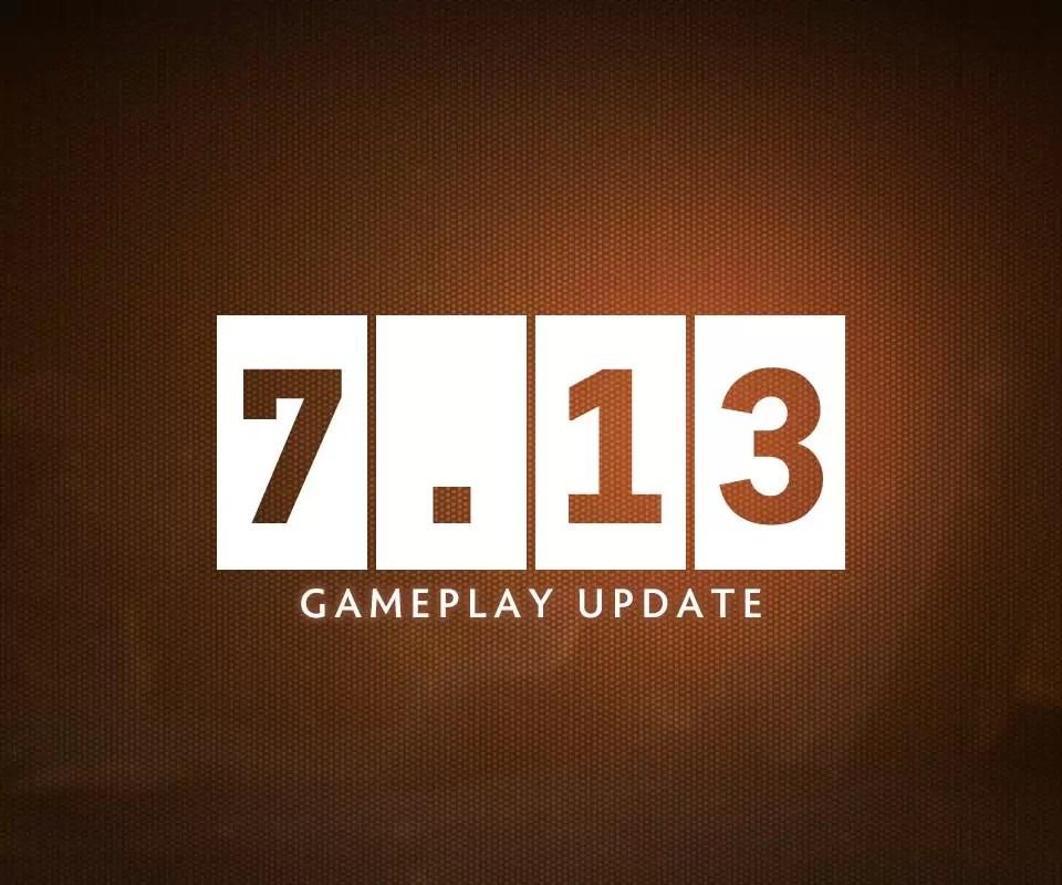 DOTA 2 : Analiza  7.13 patcha