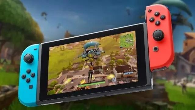 Fortnite: Battle Royale instaliran na gotovo polovini Switch uređaja