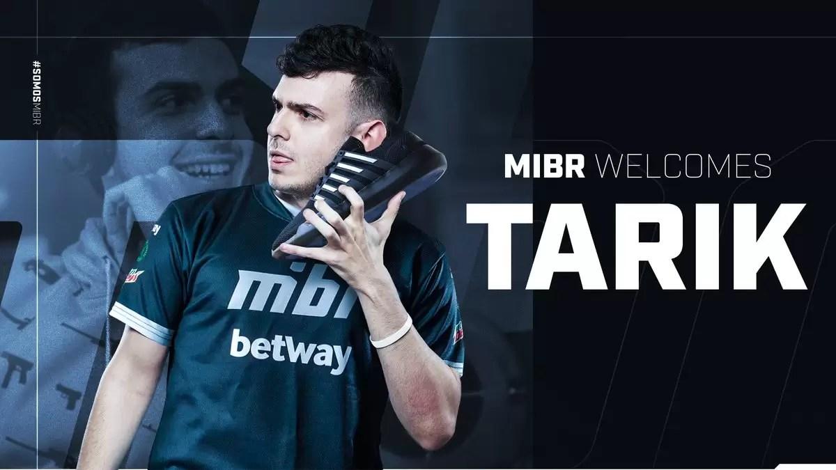 Tarik je novi igrač MIBR