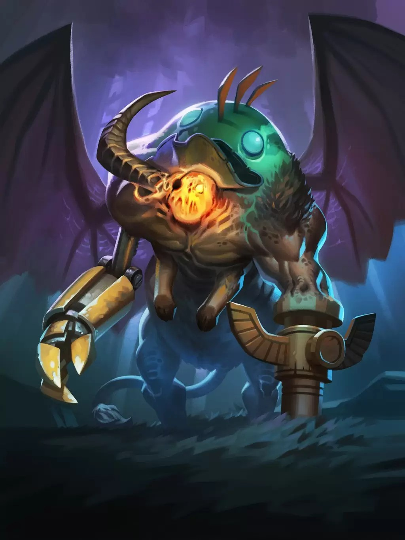 HS: Trag o novoj ekspanziji se sve vreme krio Monster Hunt-u