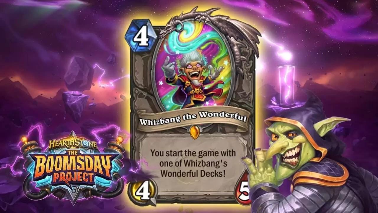 Potvrđeno:  Whizbang the Wonderful banovan sa svih zvaničnih turnira
