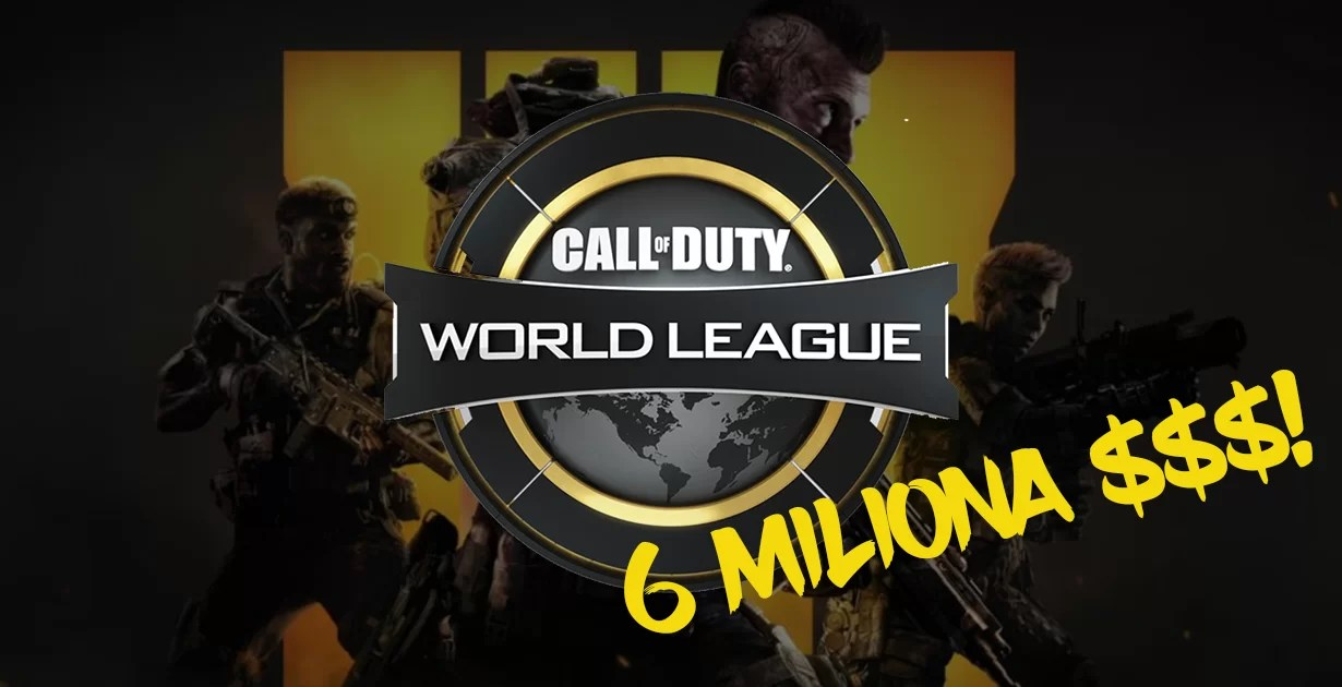 Call of Duty World League će imati 6 miliona dolara nagradnog fonda
