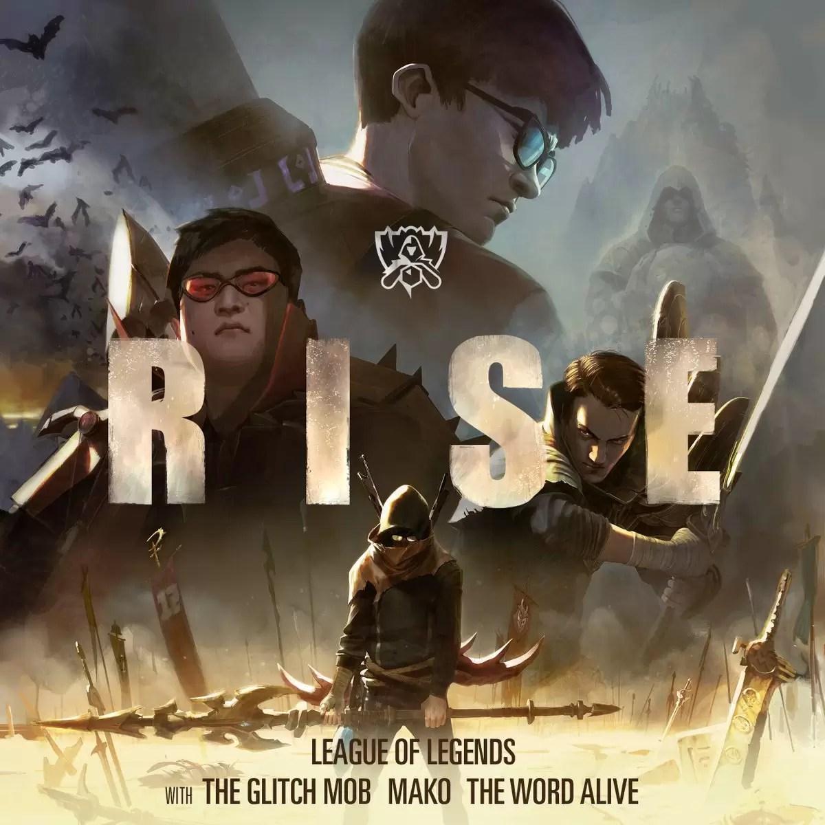 Riot izbacio novi muzički video za Worlds