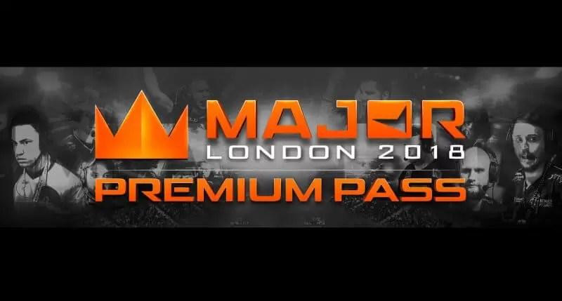 Twitch predstavio Premium Pass za FACEIT London Major
