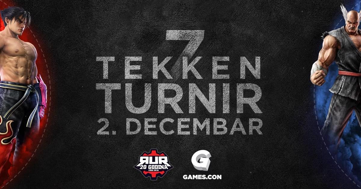TEKKEN7 turnir, Games.con 2018
