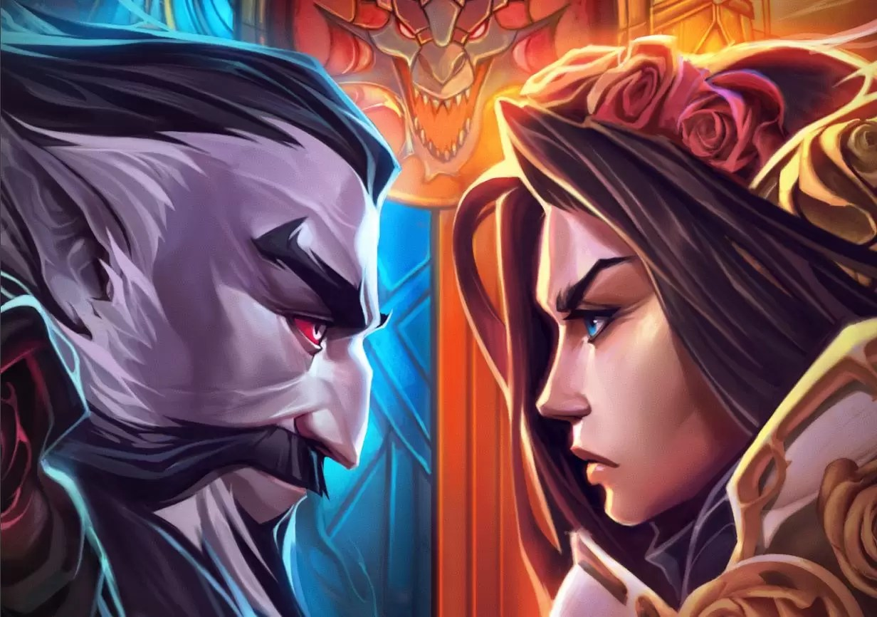 Stigao je treći Heroes of the Strom strip – Fall of King's Crest!