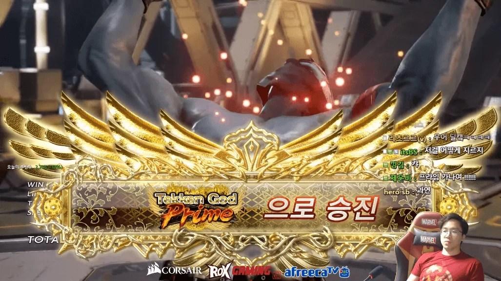 Tekken 7: Knee je prvi igrač koji je dostigao najviši rang onlajn i to ne sa jednim, već sa dva lika