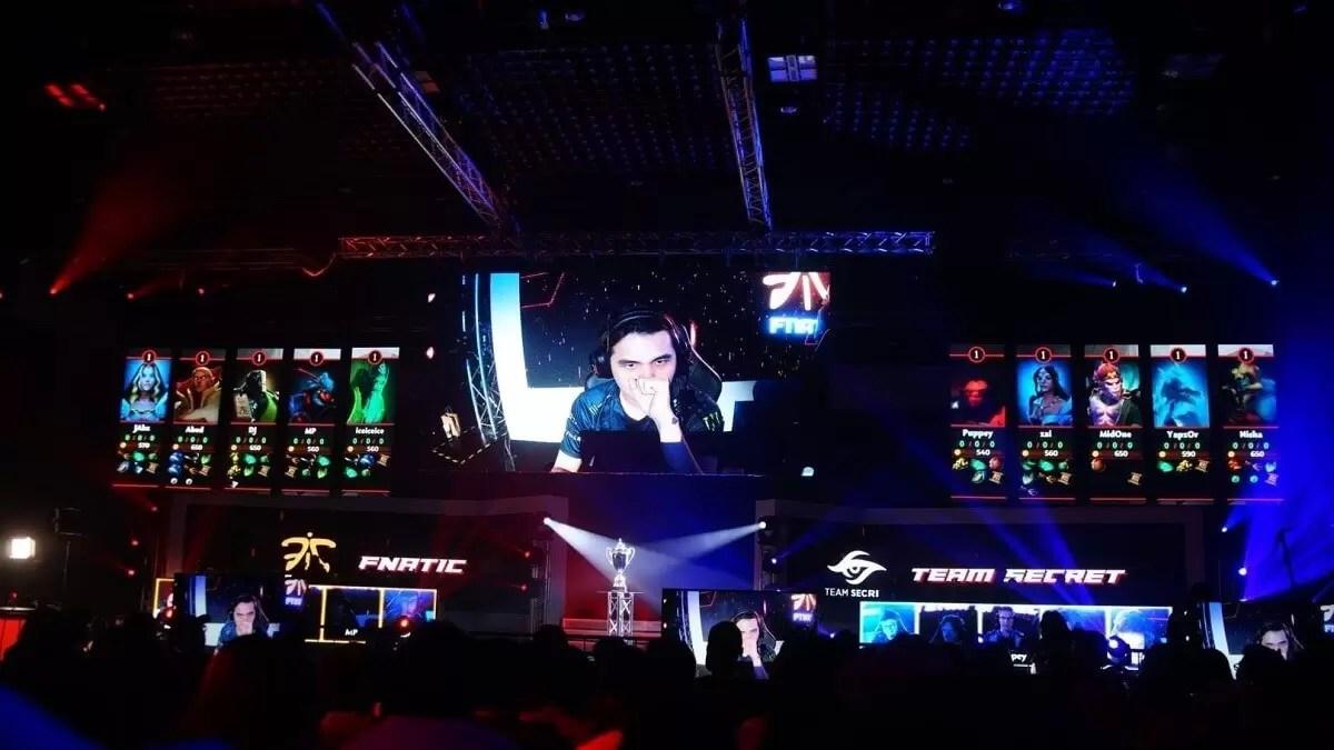 Team Secret slavio na PVP Esports Championshipu