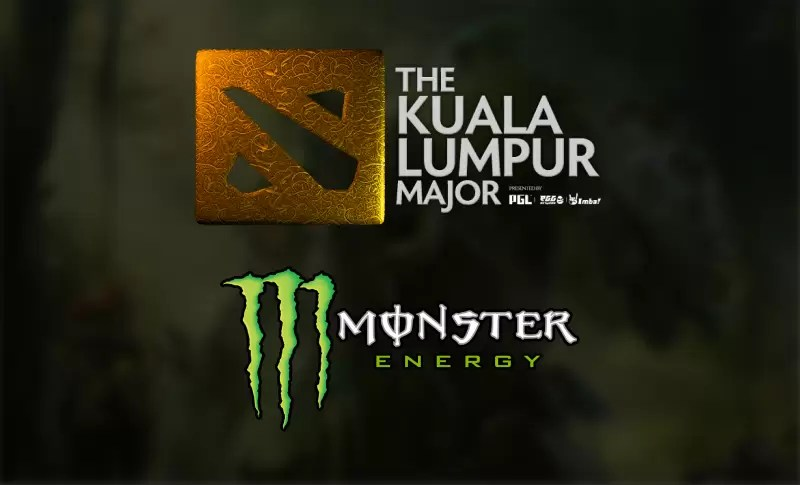 Monster glavni sponzor Dota 2 Major u Kuala Lumpuru